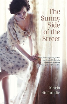 Sunny Side of the Street_cover 2